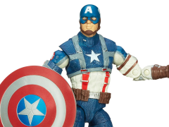 Captain America Marvel Legends Infinite Series WW2 Captain America