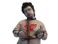 Shaun of The Dead Premium Motion Statue - Zombie Ed