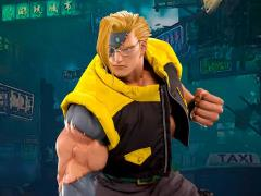 Street Fighter Nash 1/4 Scale Statue