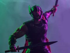 Thor: Ragnarok Battle Diorama Series Thor 1/10 Art Scale Statue