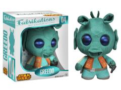 Star Wars Fabrikations - Greedo