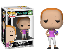 Pop! Animation: Rick & Morty - Summer