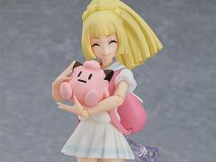 Pokemon figma No.392 Lively Lillie