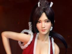 The King of Fighters Mai Shiranui 1/4 Scale Statue