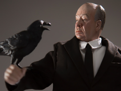 1/6 Scale Alfred Hitchcock