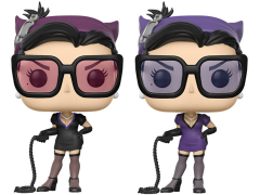 Pop! Heroes: DC Bombshells - Catwoman (Regular & Chase)