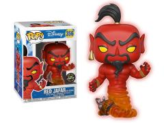 Pop! Disney: Aladdin - Red Jafar (Chase)