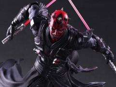 Star Wars Variant Play Arts Kai Darth Maul