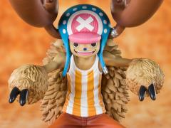 One Piece FiguartsZERO Cotton Candy Lover Chopper (Horn Point Ver.)