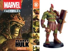 Marvel Fact Files Special Edition #29 - Planet Hulk