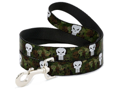 Marvel Punisher (Camo Logo) Dog Leash