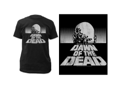 Dawn of the Dead Black & White T-Shirt