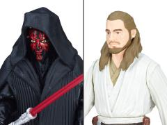 Star Wars Force Link 2.0 Darth Maul & Qui-Gon Jinn (The Phantom Menace) Two-Pack