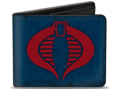 G.I. Joe Cobra Logo Bi-Fold Wallet
