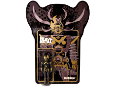 Heavy Metal Lord of Light ReAction Figure (Black & Gold) SDCC 2017 Exclusive