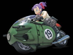 Dragon Ball Figure-rise Mechanics Bulma's Variable No.19 Bike Model Kit