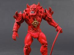 Masters of the Universe Classics Red Minicomic Beast Man Power-Con Exclusive