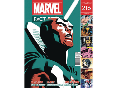 Marvel Fact Files #216
