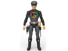 "Adventure People 4"" Figure Wave 01 - Captain Action Gray Variant"