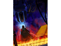 Star Wars Lurking Lineage Lithograph (The Empire Strikes Back)