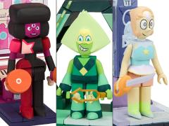 Steven Universe Micro Construction Series 1 Set of 3