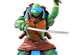 TMNT Movie Series 01 Leonardo Deluxe Figure