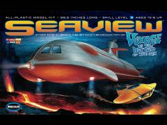 "Seaview 38.50"" Model Kit Classic Television Production Version"