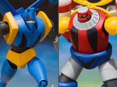 Getter Robo Super Mini-Pla Getter Robot Vol.3 Exclusive Model Kits