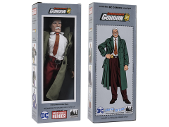 "DC World's Greatest Heroes Commissioner Gordon Mego Style Boxed 8"" Figure"
