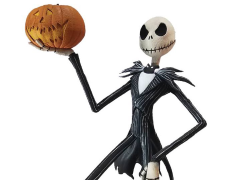 The Nightmare Before Christmas Finders Keypers Jack & Zero Statue