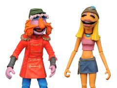 The Muppets Select Floyd Pepper & Janice