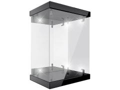 Legend Studio Master Light House Display Case 02 - Black
