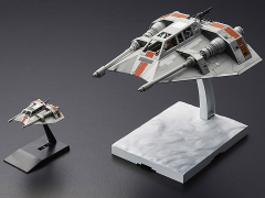 Star Wars 1/48 & 1/144 Scale Model Kit - Snowspeeder Set