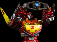 Transformers Generation 1 Rodimus Prime Limited Edition Statue