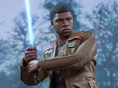 Star Wars: The Force Awakens MMS345 Finn 1/6th Scale Collectible Figure + $125 BBTS Store Credit Bonus