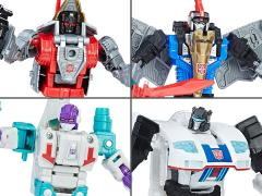 Transformers Power of the Primes Deluxe Wave 1 Set of 4 Figures