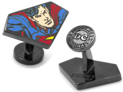 DC Comics Superman Justice League Cufflinks