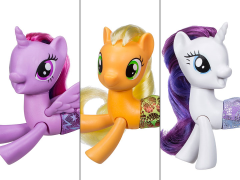 My Little Pony: The Movie Land & Sea Fashion Wave 2 Set of 3