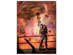 Aliens Countdown Limited Edition Giclee