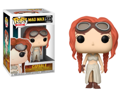 Pop! Movies: Mad Max: Fury Road - Capable