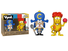 AD Icons Vynl. Specialty Series Cap'N Crunch + Crunchberry Beast