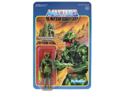 Masters of the Universe ReAction Kobra Khan (Camo Colorway) Power-Con 2018 Exclusive