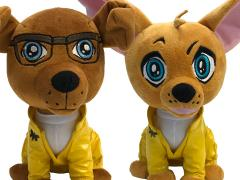 Breaking Bad Pawzplay SDCC 2018 Exclusive Plush Set