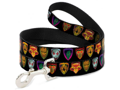 Marvel Guardians of the Galaxy Badges Dog Leash