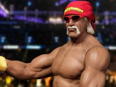 "Hulk Hogan ""Hulkamania"" 1/6 Scale Figure"