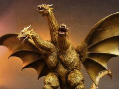 Godzilla Toho Daikaiju Series King Ghidorah (All-Out Attack)