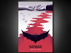 Batman: Born In Blood Art Print (LE 500)