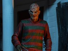 Nightmare On Elm Street  Ultimate Freddy Figure