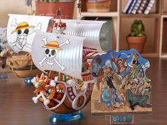 One Piece Grand Ship Collection Thousand Sunny (Memorial Color Ver.) Model Kit
