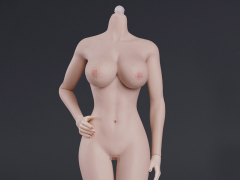 European Female Action Figure 1/6 Scale Body (PM)